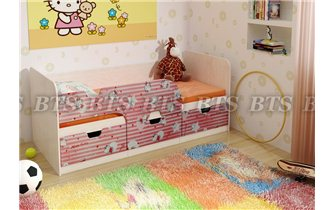 Детская кровать Минима (арт.1067)