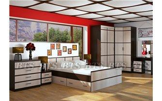 Набор мебели для спальни Сакура