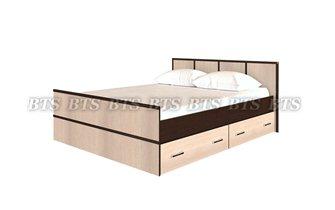 Кровать Сакура 1,6 м (арт.1619)