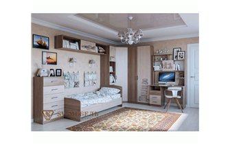 Набор мебели для детской Город