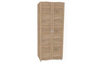 Шкаф для одежды Валерия ШК-105 дуб сонома (арт.7432)